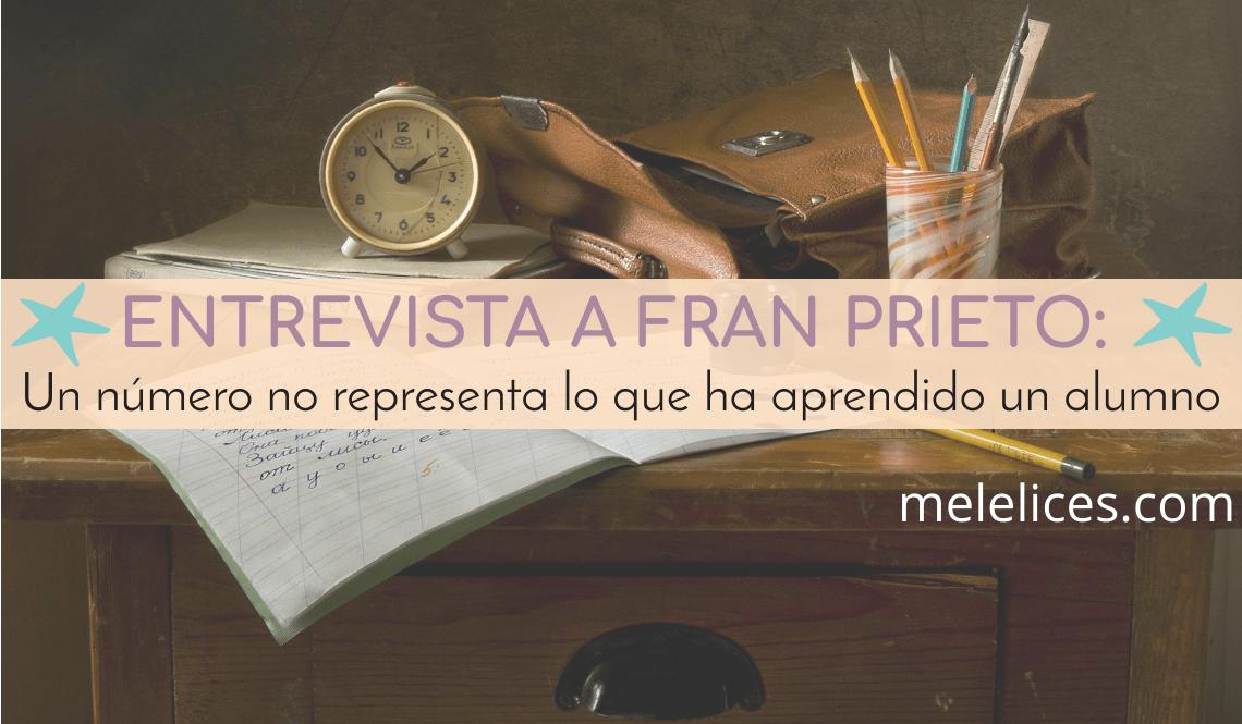 Fran Prieto Portada