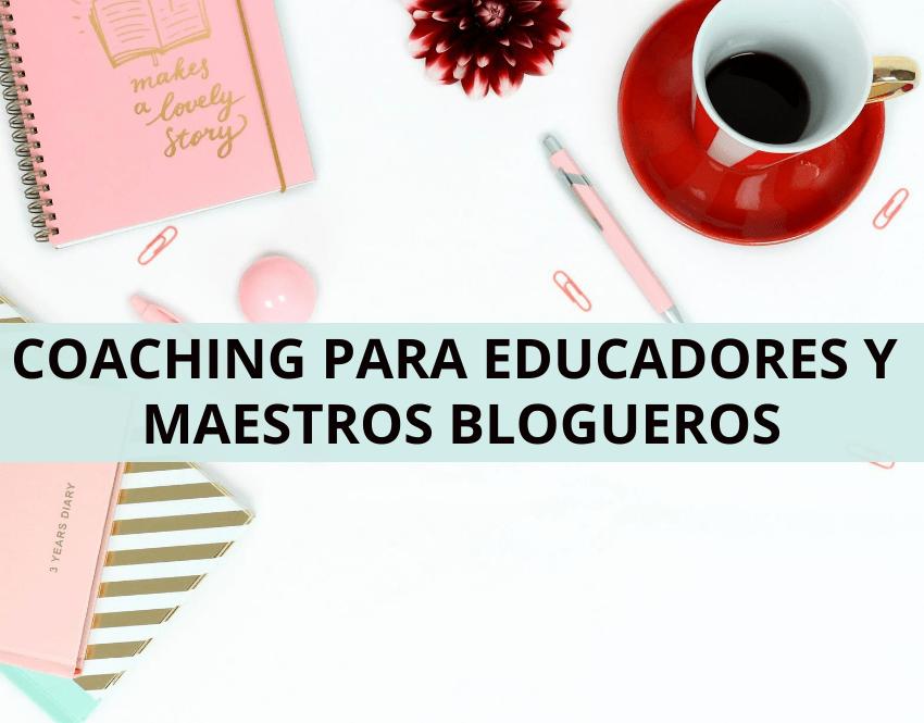 coaching para educadores blogueros