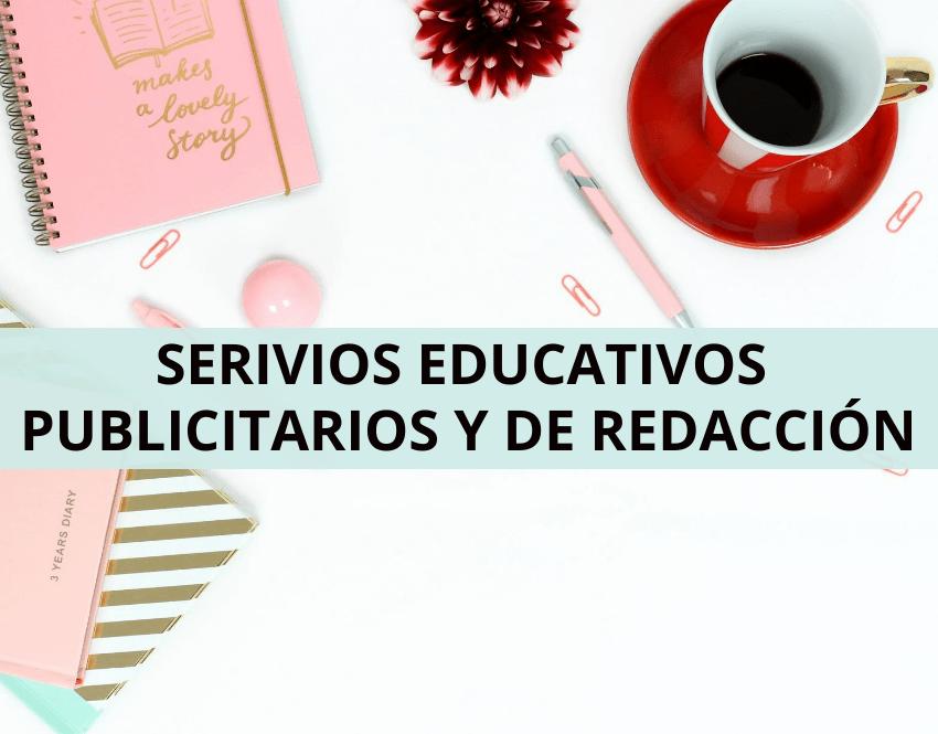 servicios educativos publicitarios