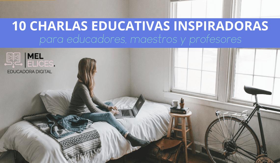 Charlas educativas inspiradoras