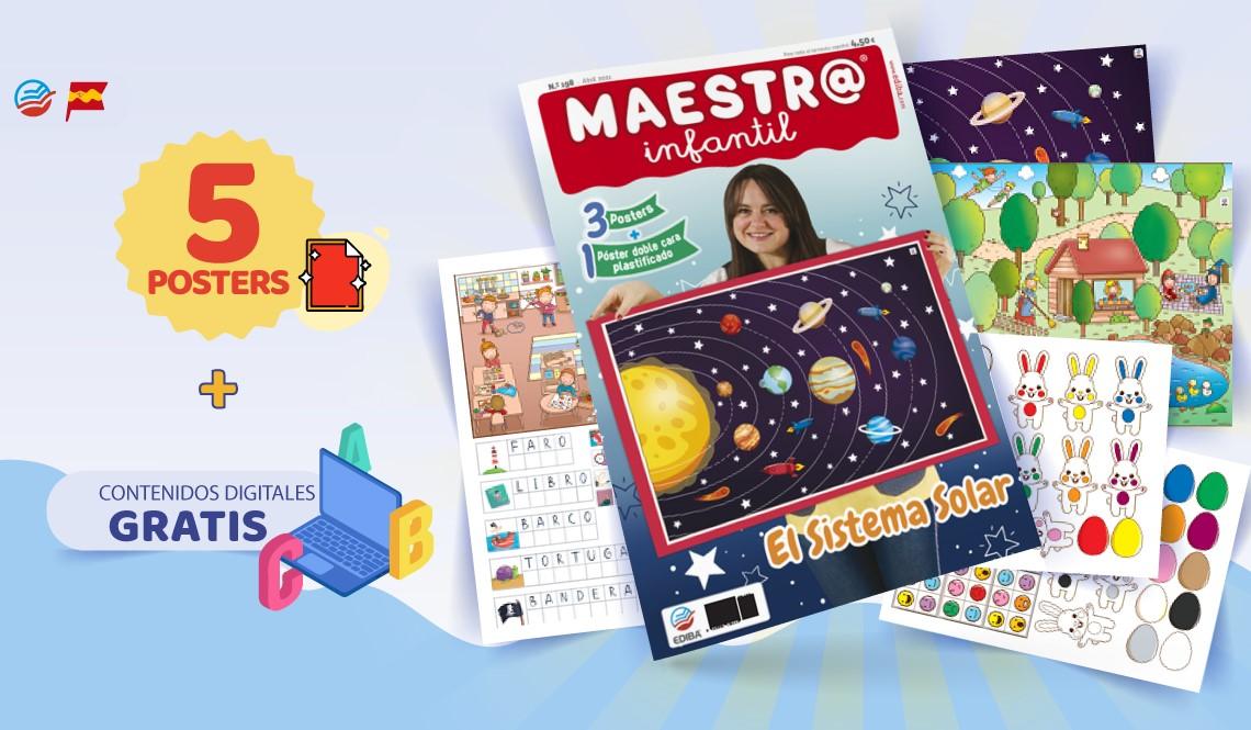 Contar cuentos en educación infantil Revista Maestr@ infantil